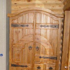 Шкаф под старину «Ламберт»