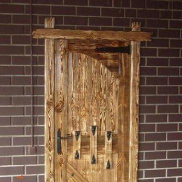 Дверь под старину «Злата»