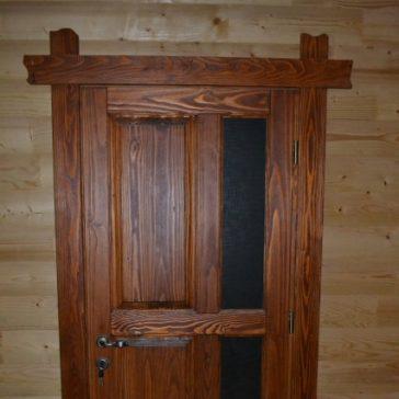 Дверь под старину «Бореслава»