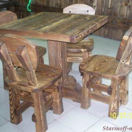 Стол под старину «CT-15»