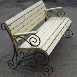 Скамейка под старину «СК-4»