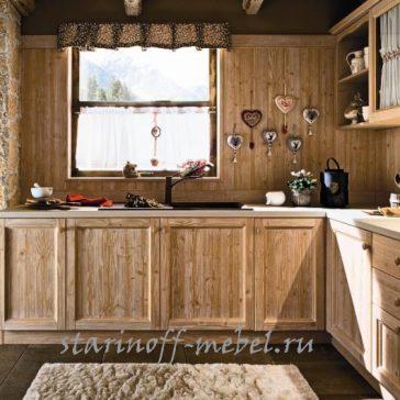 Кухня под старину #45