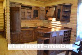 Кухня под старину #69