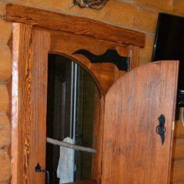 Дверь под старину «Зита»