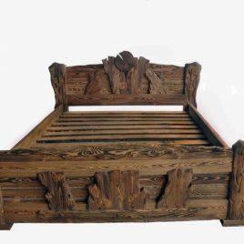 Кровать под старину №38