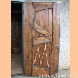 Дверь под старину «Виктория»