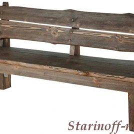 Скамейка под старину «СК-27»