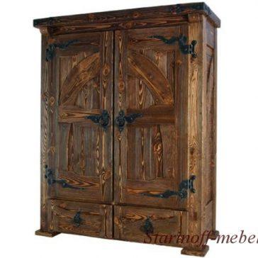 Шкаф под старину «Великан»