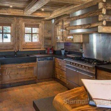 Кухня под старину #10