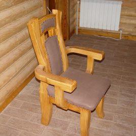Кресло под старину «К-19»