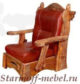 Кресло под старину «К-5»