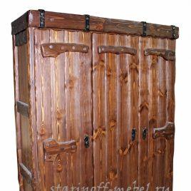 Шкаф под старину «Исидор»