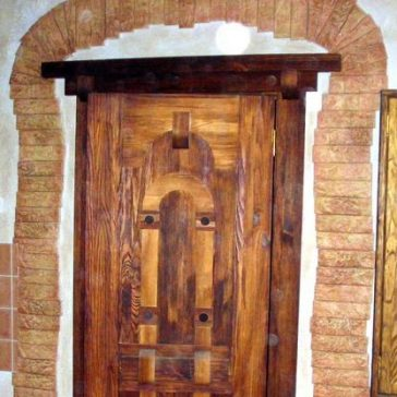 Дверь под старину «Жюли»