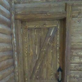 Дверь под старину «Гелла»
