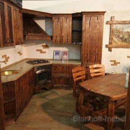 Кухня под старину #14