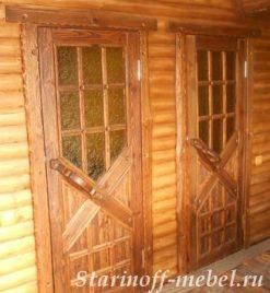 Дверь под старину «Д-73»