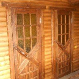 Дверь под старину «Дея»