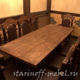 Стол под старину СТ-64