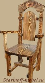 Кресло под старину «К-21»