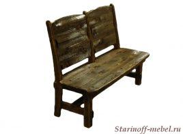 Скамейка под старину «СК-23»
