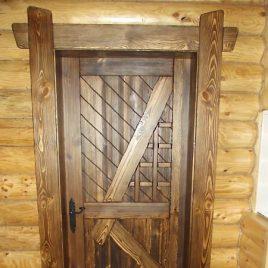 Дверь под старину «Мика»