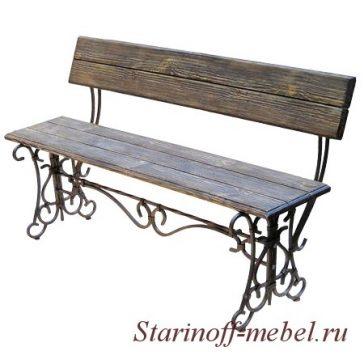 Скамейка под старину «СК-18»