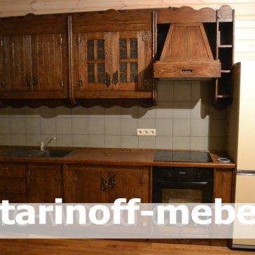 Кухня под старину #66