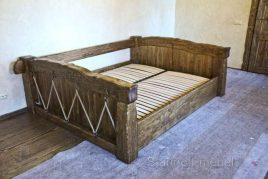 Кровать под старину №34