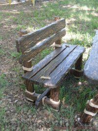 Скамейка под старину «СК-14»