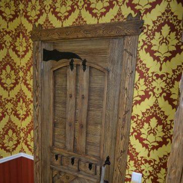 Дверь под старину «Ида»