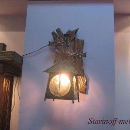 Светильник под старину №17