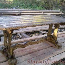 Стол под старину «CT-40»