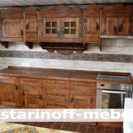 Кухня под старину #63