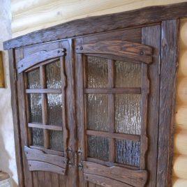 Дверь под старину «Аглая»
