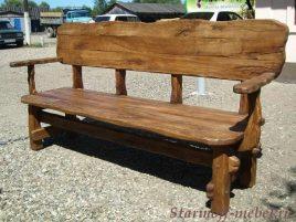 Скамейка под старину «СК-9»