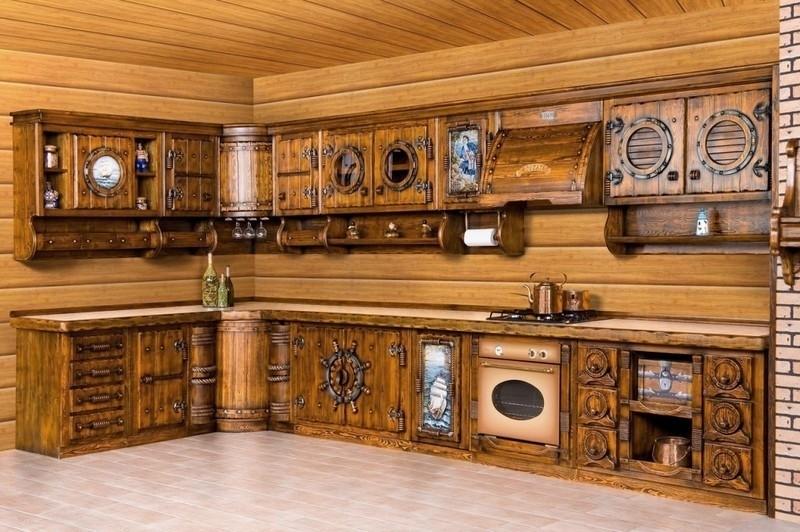 позволяет дизайн кухни под старину фото просмотре