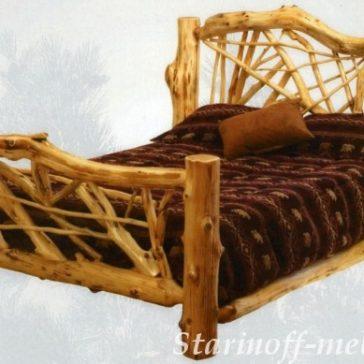 Кровать под старину №20