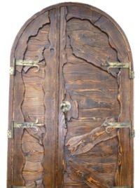 Дверь под старину «Ассоль»