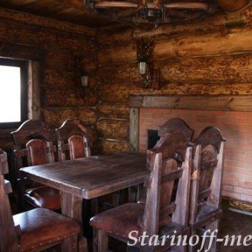 Мебель для бани и сауны №5