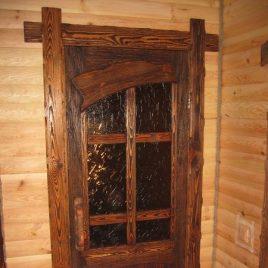 Дверь под старину «Любава»