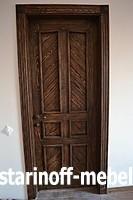 Дверь под старину «Нова»