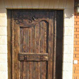 Дверь под старину «Ивета»