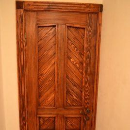 Дверь под старину «Оливия»