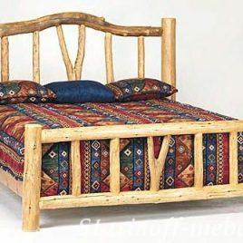 Кровать под старину №27