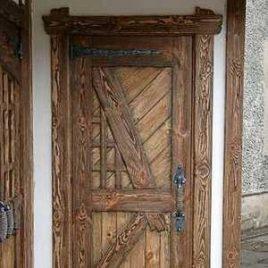 Дверь под старину «Венера»