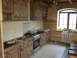 Кухня под старину #32