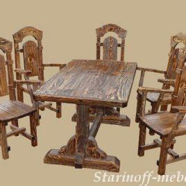 Стол под старину «CT-4»