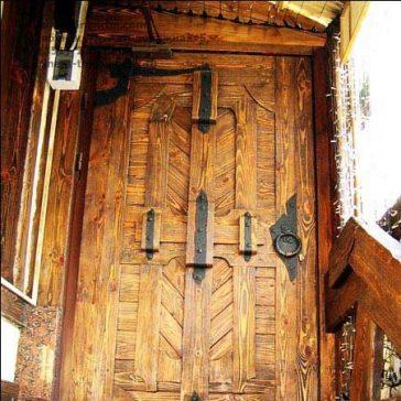 Дверь под старину «Янита»
