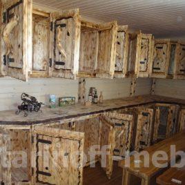 Кухня под старину #59