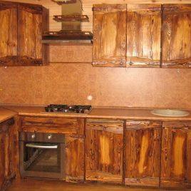 Кухня под старину #18